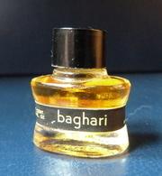 Miniature De Parfum  - Baghari De Robert Piguet - Réf, A 04  ( Hauteur 28 Mm ) - Vintage Miniatures (until 1960)