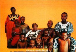 Afrique  Angola   Famille Santos - Angola