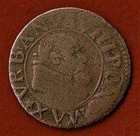 URBAIN VIII / DOUBLE TOURNOIS / 1636 - 476-1789 Monnaies Seigneuriales