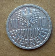 1986 AUSTRIA 10 Groschen - Circolata - Autriche