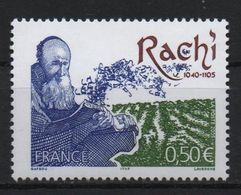 Timbre Neuf De 2005 N° 3746 Rachi - France