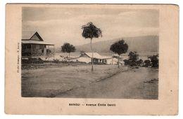 Republique Centrafricaine Bangui Avenue Emile Gentil - Centrafricaine (République)