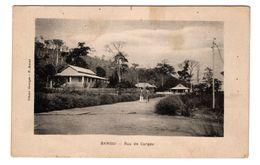 Republique Centrafricaine Bangui Rue De Cureau - Centrafricaine (République)