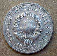 1971 JUGOSLAVIA 2 Dinari - Circolata - Joegoslavië