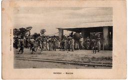 Republique Centrafricaine Bangui Marche - Centrafricaine (République)