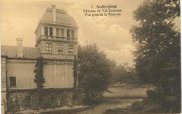 AUDERGHEM : Château De Val Duchesse : Vue Prise De La Roseraie - Auderghem - Oudergem