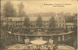 AUDERGHEM : Château De Val Duchesse : Jardin Hollandais - Auderghem - Oudergem