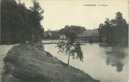 AUDERGHEM : L'étang - Auderghem - Oudergem