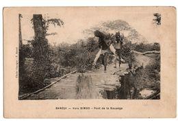Republique Centrafricaine Bangui Vers Bimbo Pont De La Kouanga - Centrafricaine (République)