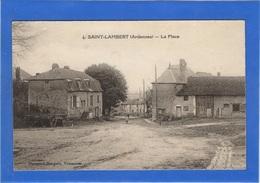 08 ARDENNES - SAINT LAMBERT La Place (voir Descriptif) - Autres Communes