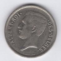 Belgique. Albert I. 5 FB 1931 FR POS B. TTB. Morin # 384B - 1909-1934: Albert I