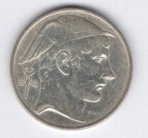 Belgique. Prince Charles. 50 FB 1948 FL. TTB. Morin #510. En Argent 10,4375 Ag Pur - 1945-1951: Regency