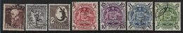 AUSTRALIA 1948 - 1950 SET SG 223/224d FINE USED Cat £21 - Used Stamps