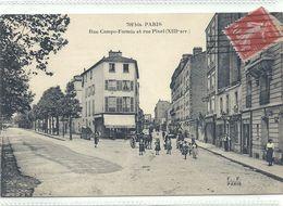 2020 - 06 - SEINE - 75 - PARIS - 13ème Arrondissement - Rue Campo Formio Et Rue Pinel - Arrondissement: 13
