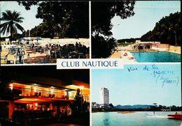 Afrique Centrafrique  Bangui   N°5724 Le Club Nautique - Centrafricaine (République)
