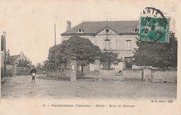 OUISTREHAM (Calvados)  - Mairie - Ecole De Garçons - Ouistreham