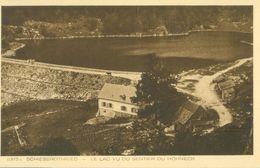 Metzeral 1934; Lac Du Schiessrothried. Le Lac Vu Du Sentier Du Honneck - Non Voyagé. (Braun Et Cie., Mulhouse-Dornach) - Munster