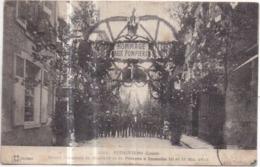 Dépt 45 - PITHIVIERS - Grand Concours De Musique Et De Pompes à Incendie, 10 Et 11 Mai 1913 - (Hommage Aux Pompiers) - Pithiviers