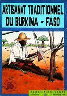 Afrique Burkina Faso Artisanat Traditionnel 1996 - Burkina Faso