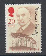 Great Britain 1990 Thomes Hardy 1v ** Mnh (48307A) - 1952-.... (Elizabeth II)