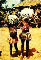 Afrique Enfant Danseuse - Danse