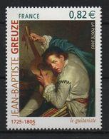 Timbre Neuf De 2005 N° 3835 Greuze - France