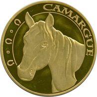S&P113 - LA CAMARGUE - Le Cheval / SOUVENIRS ET PATRIMOINE - Tourist
