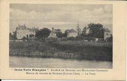 CROIX VERTE FRANCAISE    MILITAIRES COLONIAUX   MAISON DE RETRAITE DE NOZIEUX - Other Municipalities
