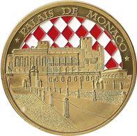 S&P117 - MONACO - Palais Princier De Monaco (Fautée) / SOUVENIRS ET PATRIMOINE - Touristiques