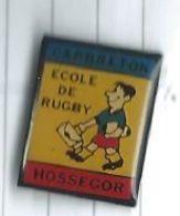 Rugby : Cap Breton Hossegor (40 Landes) Ecole De Rugby - Rugby
