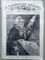 L'illustrazione Popolare 27 Gennaio 1889 Dogali Ercole Dembowski Carcerati Ruota - Vor 1900