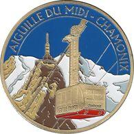 S&P137 - CHAMONIX-MONT-BLANC - Le Téléphérique / SOUVENIRS ET PATRIMOINE - Touristiques