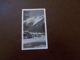 A895  Foto Chamonix Cm11,5x7circa - Fotografia
