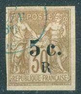 La Réunion   7  Ob TB  Voir Scan Et Description - Reunion Island (1852-1975)