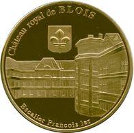S&P56 - BLOIS - Château De Blois / SOUVENIRS ET PATRIMOINE - Tourist