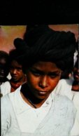 Afrique Mauritanie  écolier Musulman Atar - Mauritania