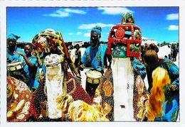 Afrique  Benin Cérémonie Traditionnelle - Benin