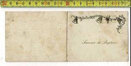 5864 - SOUVENIR DE BAPTEME - ANDREE HIERNAUX - NEE A ROSELIES 1927 - Naissance & Baptême