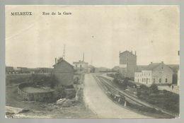 ***  MELREUX ***   -   Rue De La Gare - Hotton