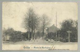 ***  TELLIN ***   -   Route De Rochefort - Tellin