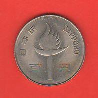 100 Yen Giappone Sapporo 1972 - Japan
