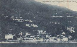OGGEBBIO-VERBANO CUSIO OSSOLA-FRAZIONE BARBE-CARTOLINA  VIAGGIATA IL 17-3-1933 - Verbania