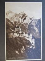 AK VADUZ 1932 ///  D*44911 - Liechtenstein