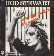 Da Ya Think I'm Sexy - Rod Stewart - Warner - Rock