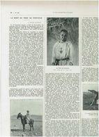 Lot Documents CHARLES DE FOUCAULD- Page Illustration + Cartes Postales - Voir Détails - - Autres