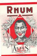 1178 / ETIQUETTE -   RHUM    ALIAS - Rhum