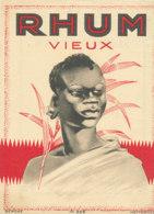 1180 / ETIQUETTE -   RHUM   VIEUX N°356 - Rhum