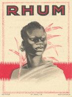 1181 / ETIQUETTE -   RHUM   VIEUX N°356 - Rhum