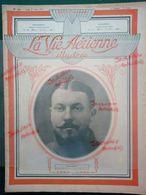 1919 LA VIE AÉRIENNE ILLUSTRÉE N° 124 - D'ASTANIÈRES - AMAGNE LUCQUY - NOS HÉROS- A VOIR - Bücher, Zeitschriften, Comics
