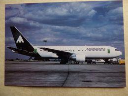 AEROMARITIME   B 767-27ER     F-GHGD - 1946-....: Modern Era